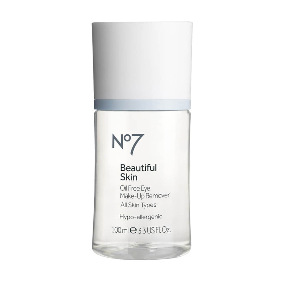 Boots No 7 Beautiful Skin Oil Free Eye Makeup Remover Skinstore