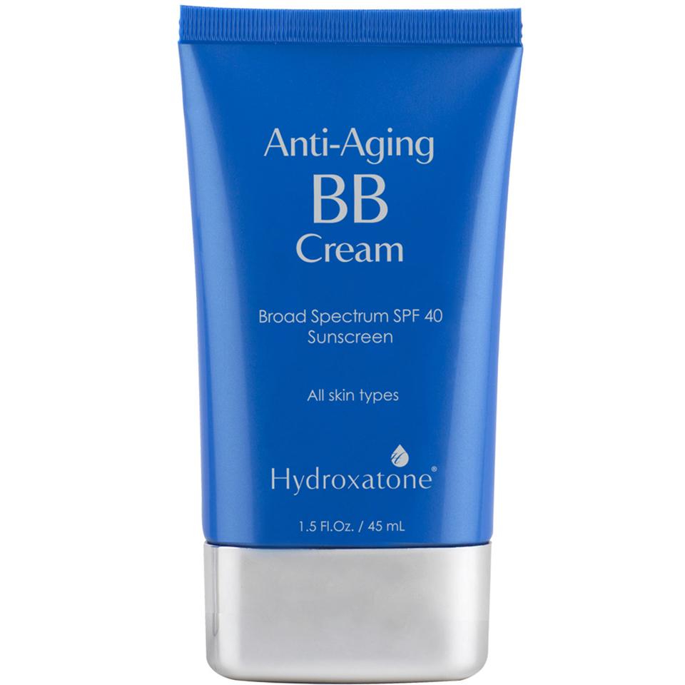 Hydroxatone Anti Aging Bb Cream Broad Spectrum Spf 40