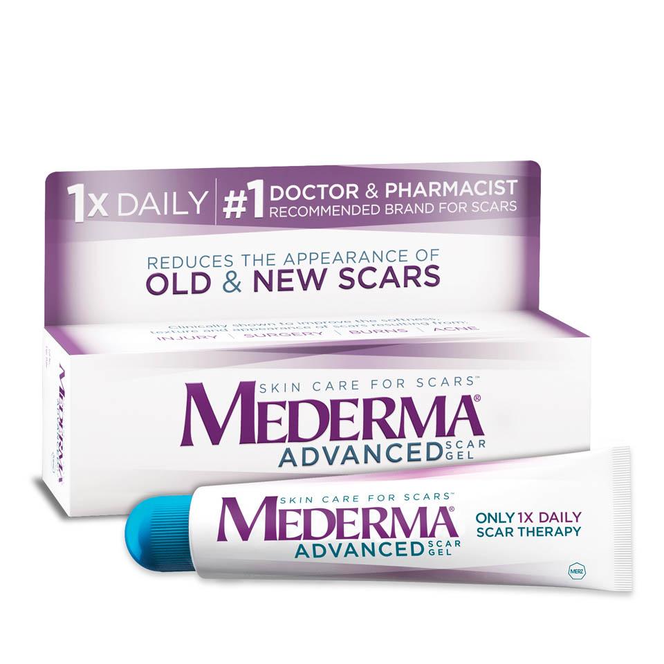 Mederma Advanced Scar Gel Skinstore