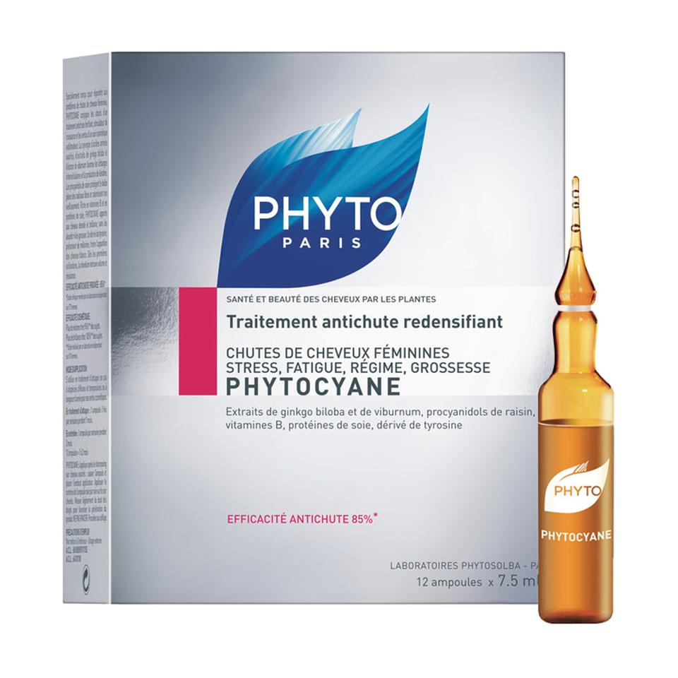 Phyto Phytocyane Revitalizing Serum 12x0 25 Fl Oz Skinstore