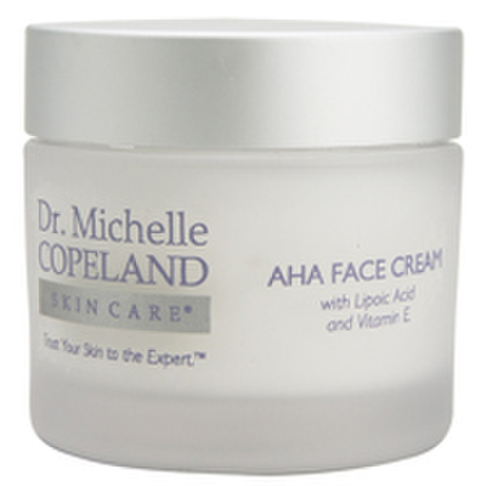 Dr Michelle Copeland AHA Face Cream
