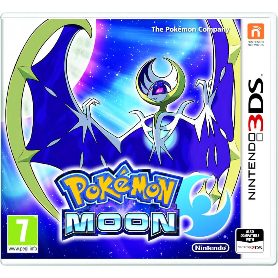 Pok mon moon nintendo official uk store for Housse 2ds xl pokemon