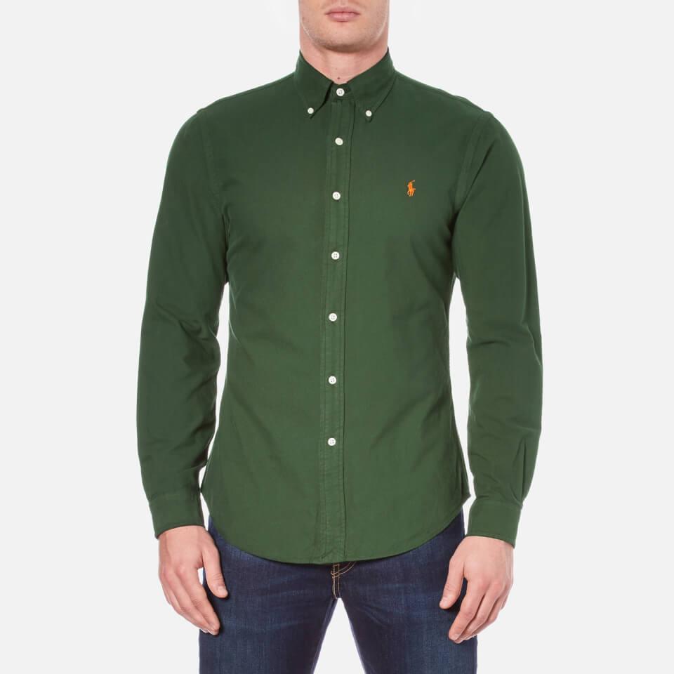 Polo Ralph Lauren Men's Long Sleeve Button Down Shirt