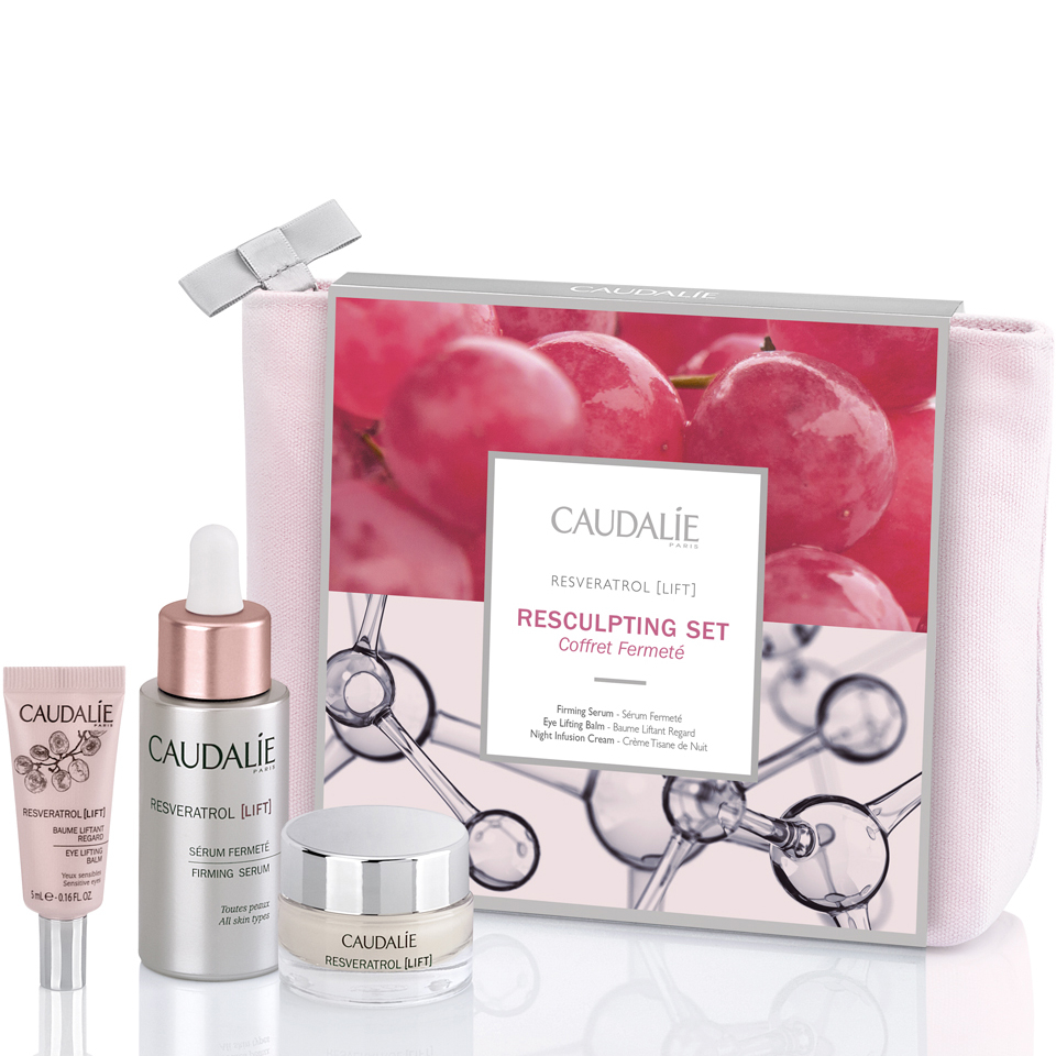 Caudalie Resveratrol Lift Get Resculpted Set (Worth $105)