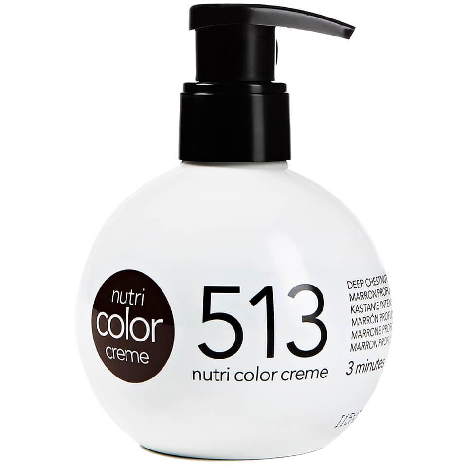 Revlon Professional Nutri Color Creme 513 Deep Chestnut 270ml Maybelline Volumamp039 Express The Magnum Mascara Black 6 Pcs Product Description
