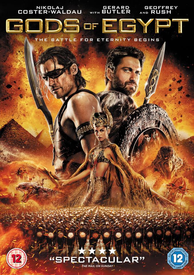 Gods Of Egypt Metacritic
