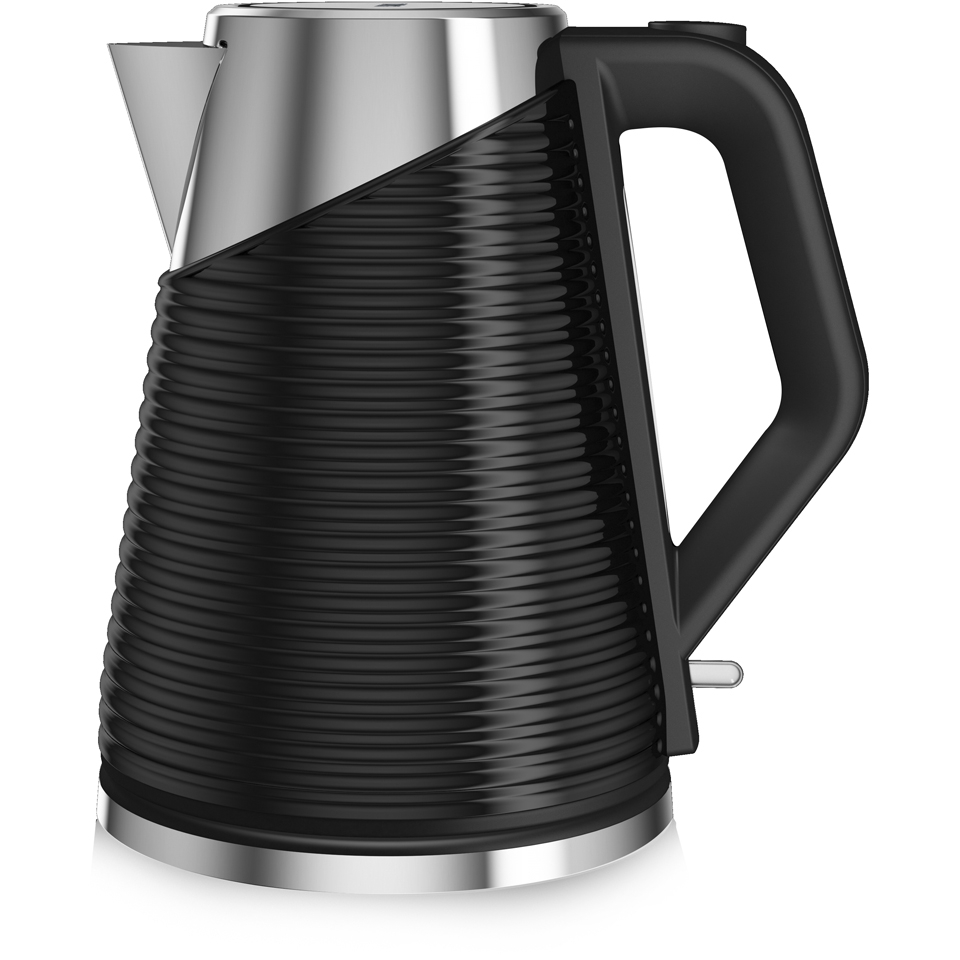 Tower T10009 1.7L Linear Kettle - Stainless Steel