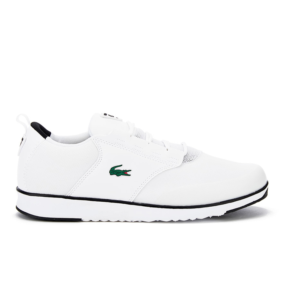 2aef52795e Lacoste Men's L.Ight 316 1 Running Trainers - White - Free UK ...