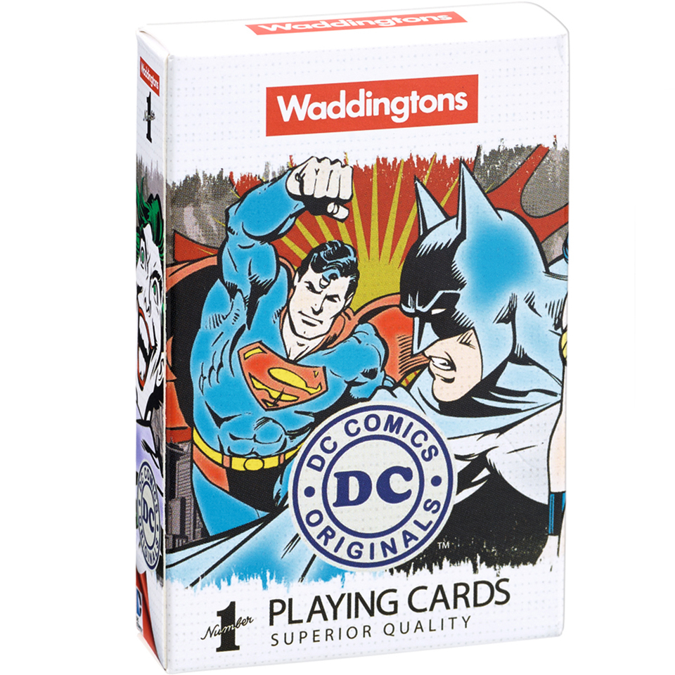 Waddingtons pack of  classic playing cards