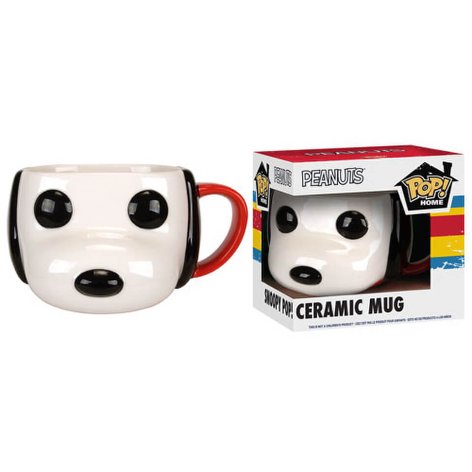 Tasse Pop! Home Snoopy Peanuts