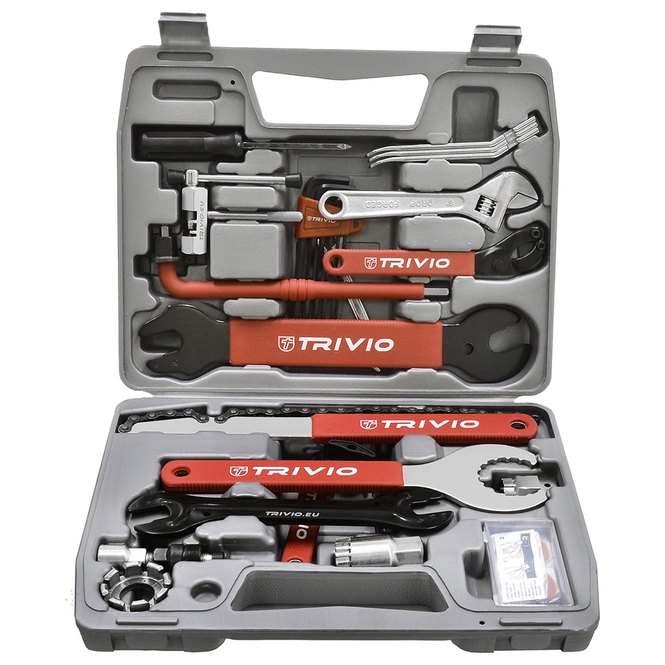 Trivio Starter Toolbox (18 Pieces)