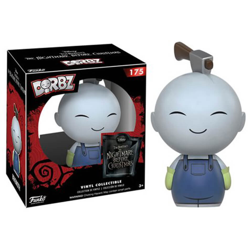 Nightmare Before Christmas Behemoth Dorbz Vinyl Figure | Pop In A Box US