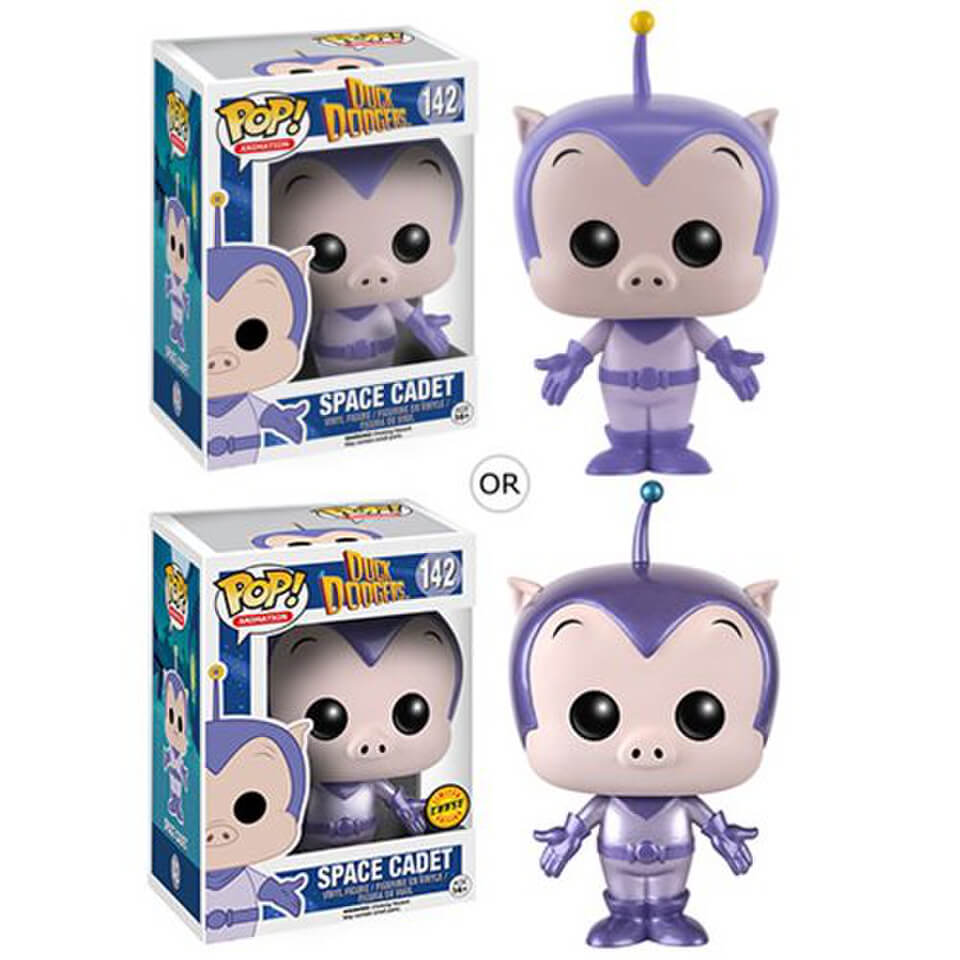 Duck Dodgers Space Cadet Pop! Vinyl Figure
