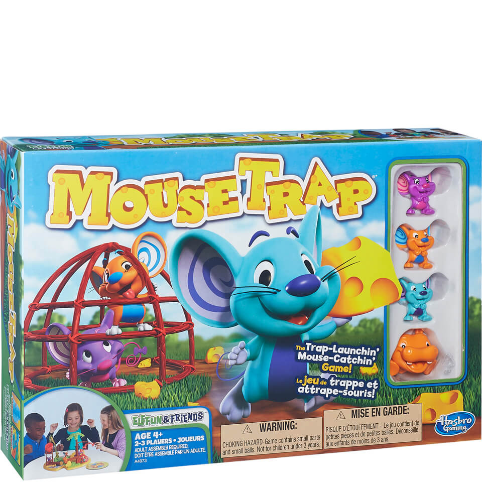 Toys And Friends : Elefun and friends mousetrap iwoot