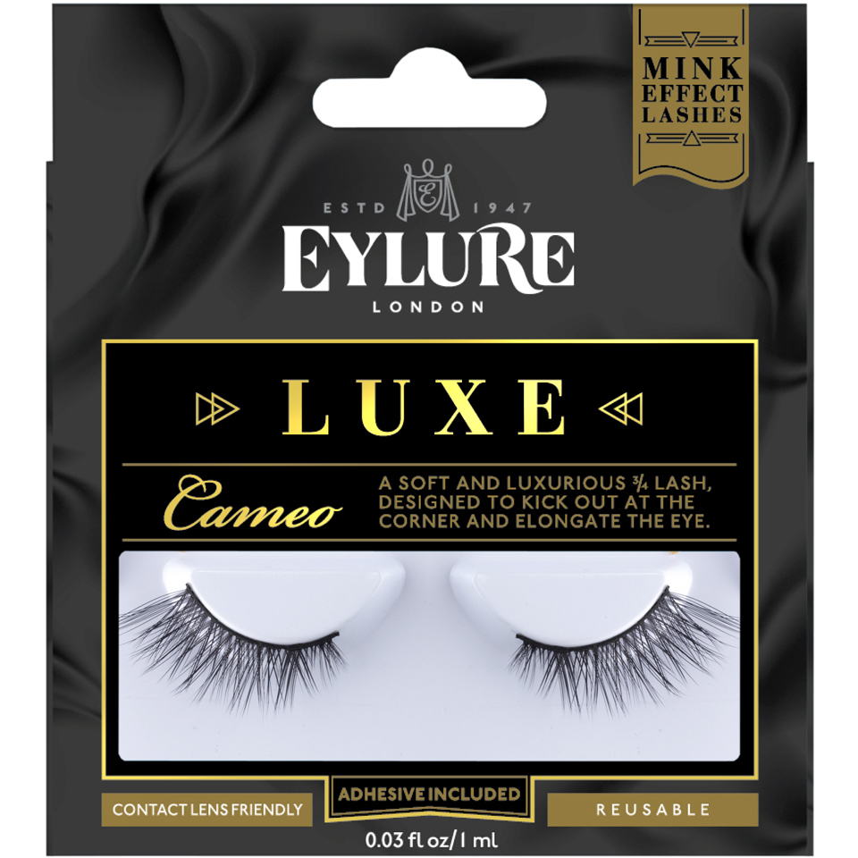 5f0749d0d1b Eylure The Luxe Collection False Eyelashes - Cameo | Free Shipping |  Lookfantastic