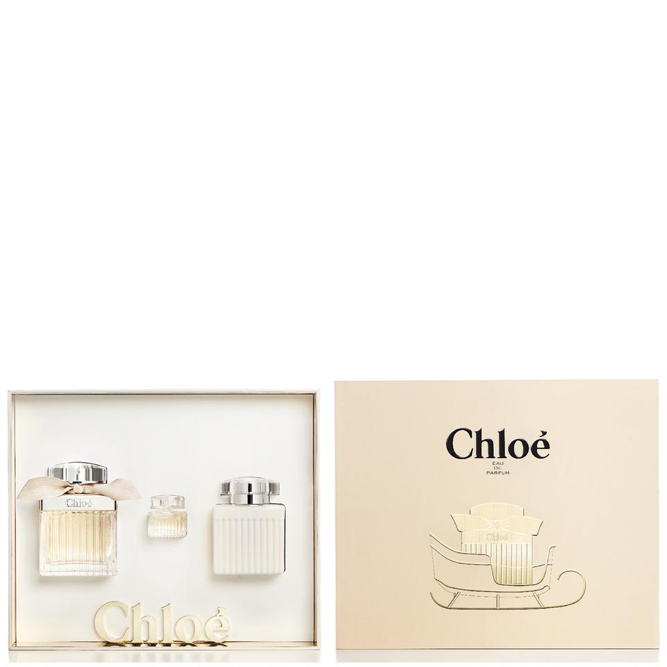 Signature De Chloé Eau Parfum Set Coffret uwOlPXkZiT