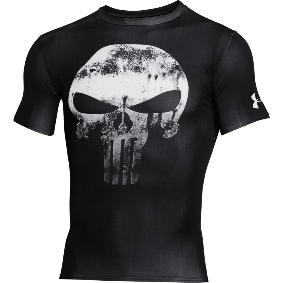 d61c99ece0 Under Armour Men's Alter Ego Punisher Short Sleeve Compression T-Shirt -  Black