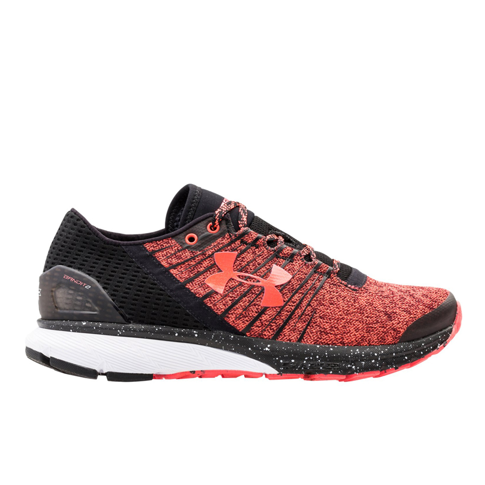 Under Armour Women S Charged Bandit 2 Pink Chroma
