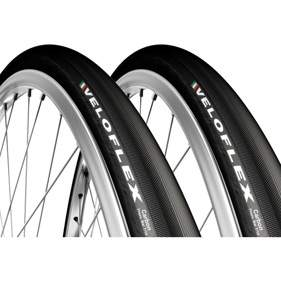Veloflex CarbonTubular Tyre Twin Pack | Tyres