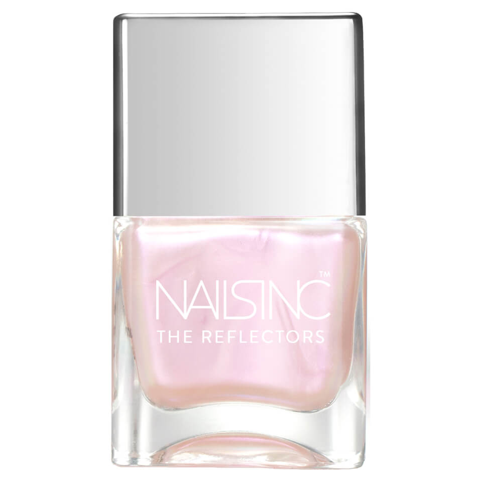 nails inc. The Reflectors Nail Polish 14ml - Primrose Street | Free ...