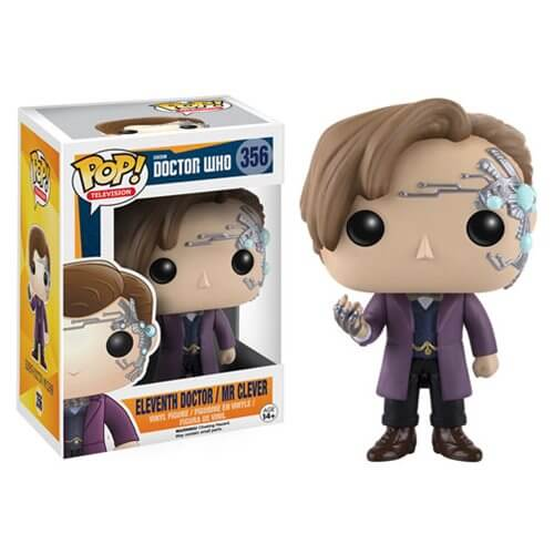 Doctor Who 11th Doctor as Mr. Clever Pop! Vinyl Figure