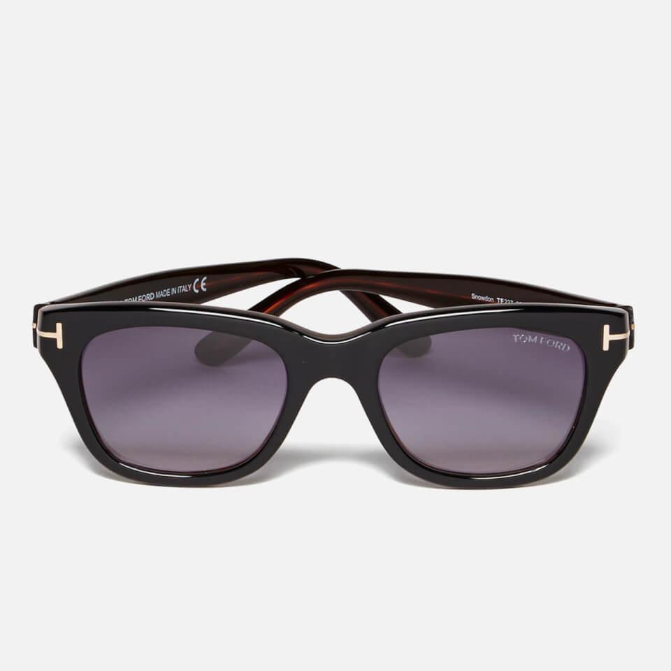 e77385c8b5 Tom Ford Snowdon Sunglasses - Black - Free UK Delivery over £50