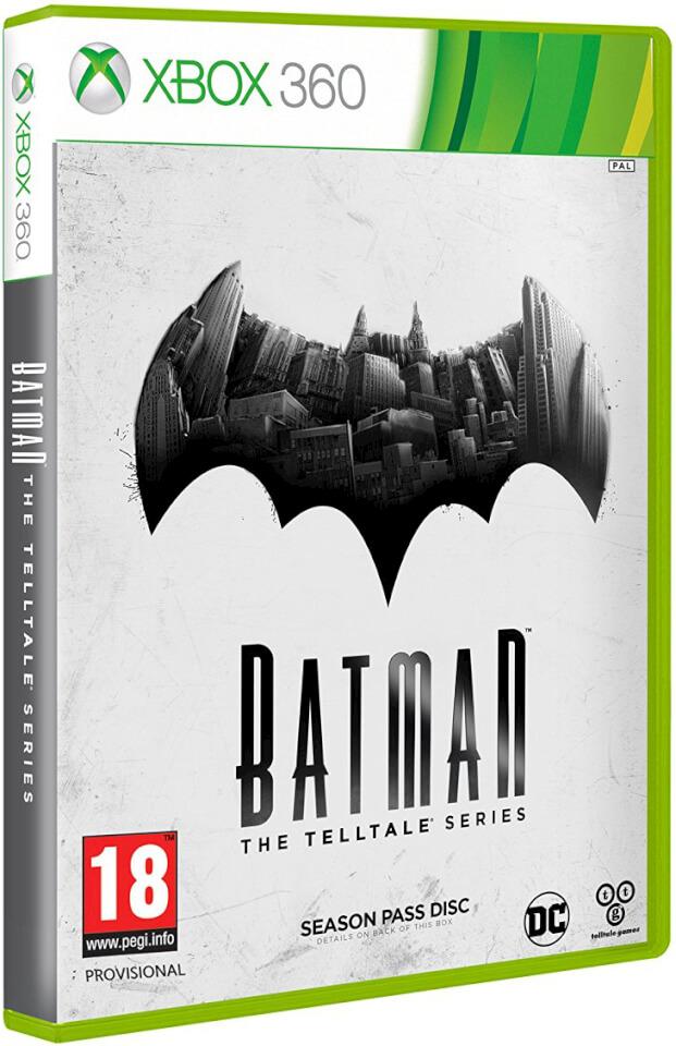 Xbox Games Store - Batman: The Telltale Series