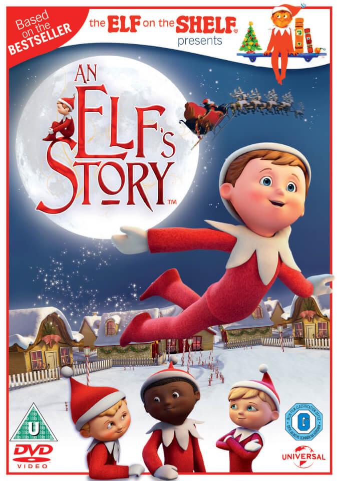 An Elf S Story The Elf On The Shelf Dvd Zavvi