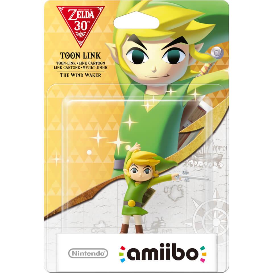 Toon Link The Wind Waker Amiibo The Legend Of Zelda