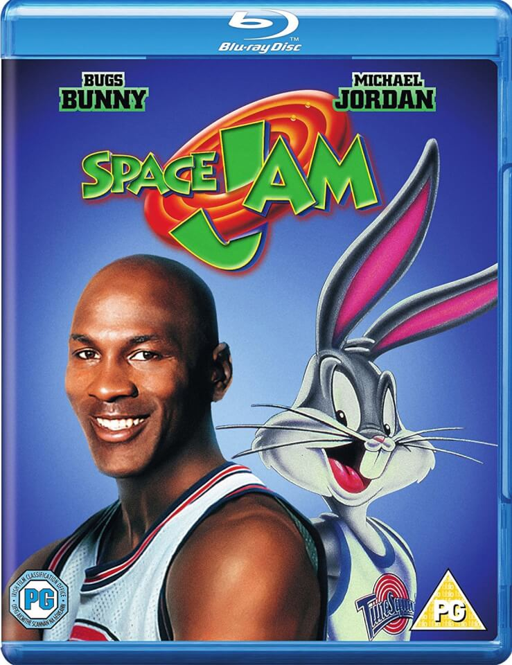 Space Jam Blu Ray Zavvi