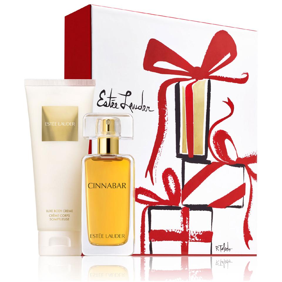 Estée Lauder Cinnabar Exotic Duo Eau de Parfum Gift Set