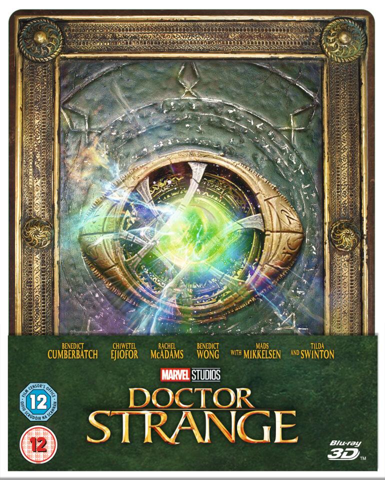 Doctor Strange 3d Includes 2d Version Zavvi Exclusive