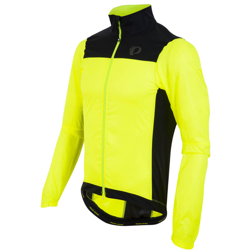Pearl Izumi Pro Barrier Lite Jacket - Screaming Yellow/Black | Jakker