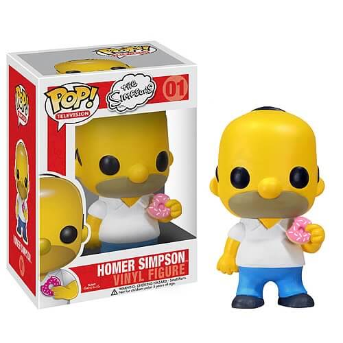 Ebay Mastercard Login >> Funko Homer Simpson Pop! Vinyl | Pop In A Box UK