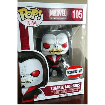 Zombie Morbius >> Funko Zombie Morbius Pop Vinyl