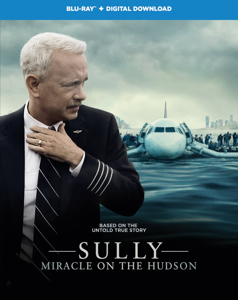 Sully Miracle On The Hudson Blu Ray Zavvi