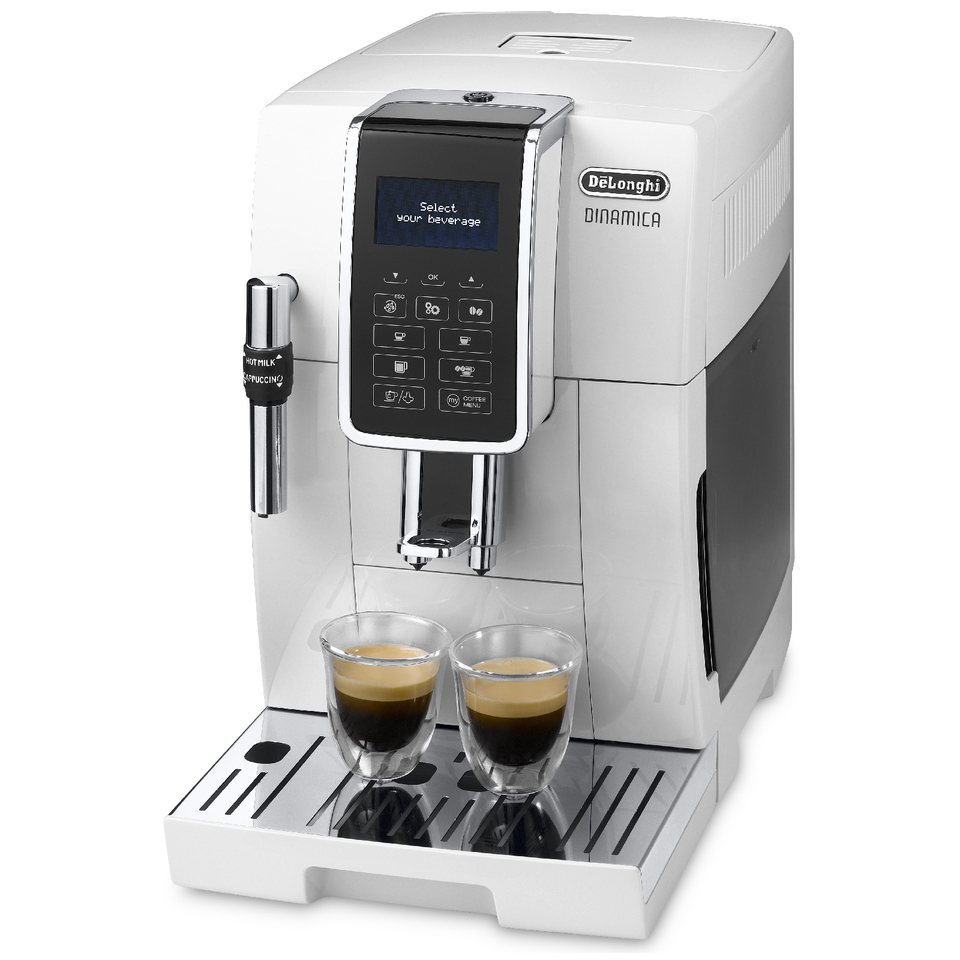 de 39 longhi dinamica bean to cup espresso maker. Black Bedroom Furniture Sets. Home Design Ideas