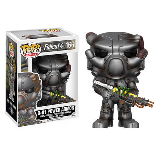 Fallout X 01 Pop Vinyl Figure Pop In A Box Uk