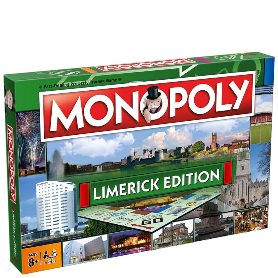 Monopoly - Limerick Edition Toys