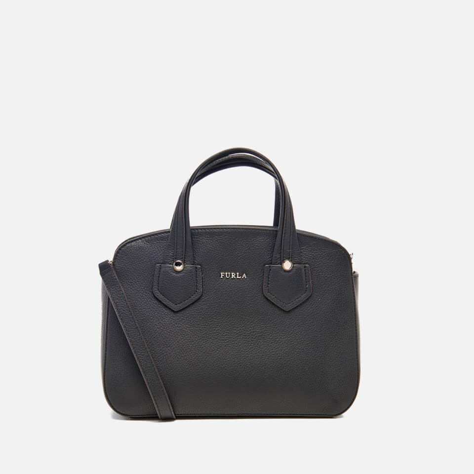 3b2ea02dd2 Furla Women s Giada Small Tote Bag with Zip - Black - Free UK Delivery over  £50