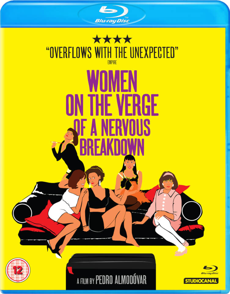 women on the verge of a Read the women on the verge of a nervous breakdown plot and find out who is in the cast and crew at moviescom.