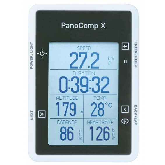 Topeak Panocomp X Computer w/Speed & Cadence Sensor   Speed cadence sensor