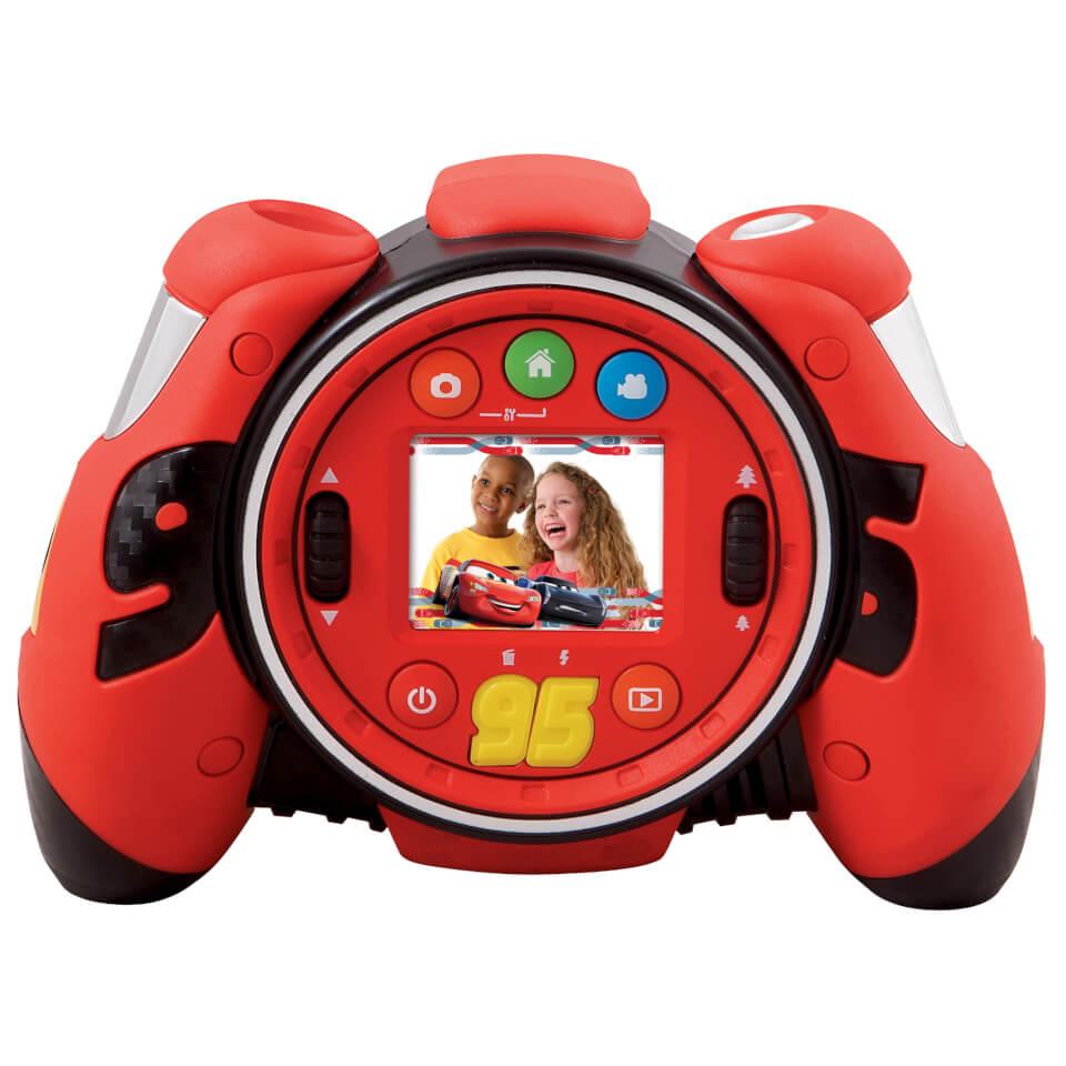 Vtech Disney Cars Lightning McQueen Digital Camera Toys