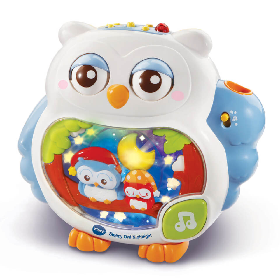 Vtech Baby Sleepy Owl Nightlight Toys Thehut Com