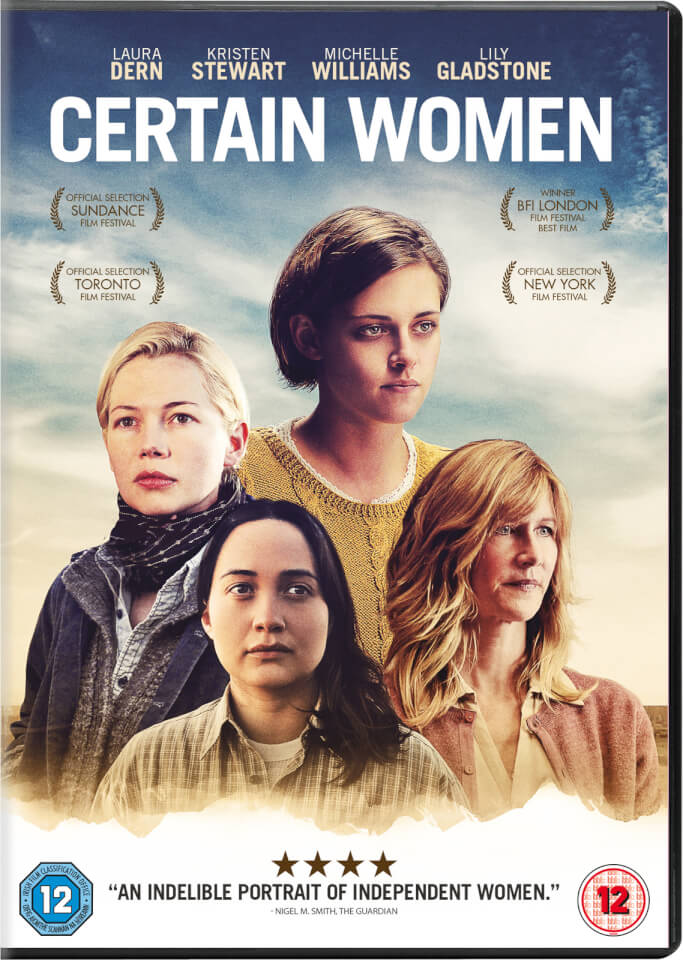 Certain Woman Film