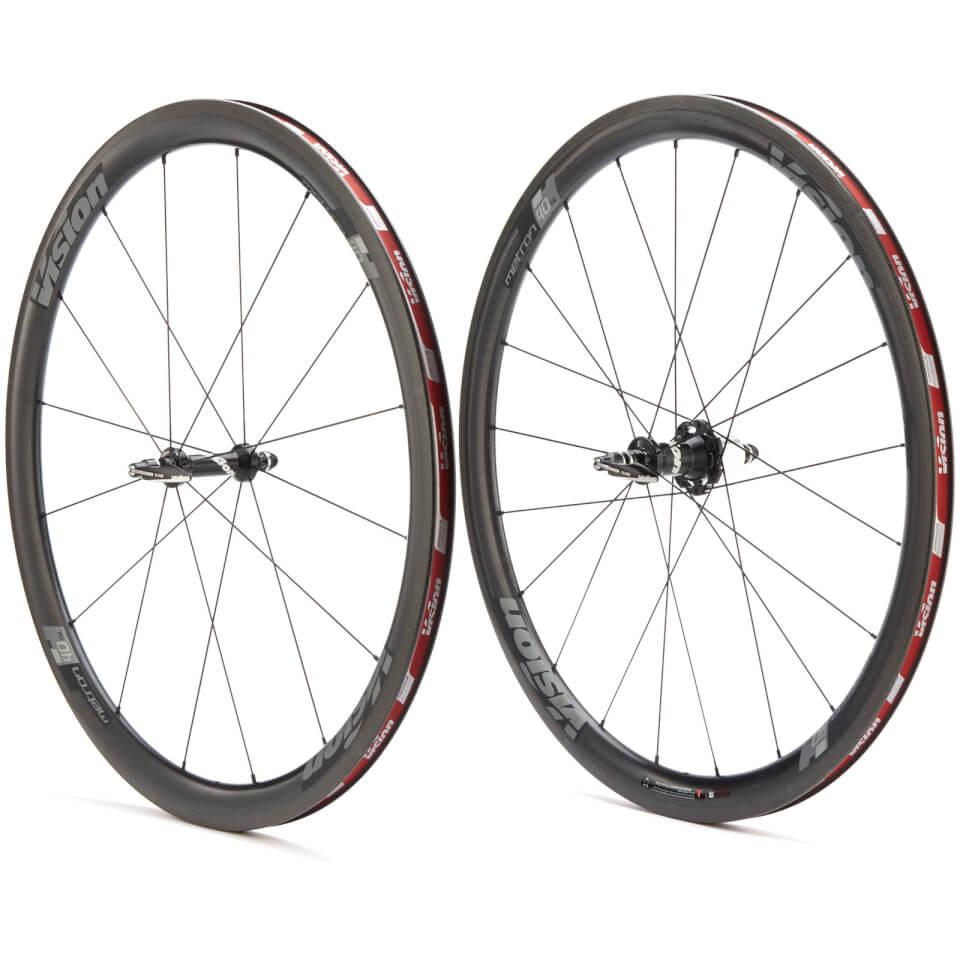 Vision Metron 40 SL Carbon Clincher Wheelset | Wheelset