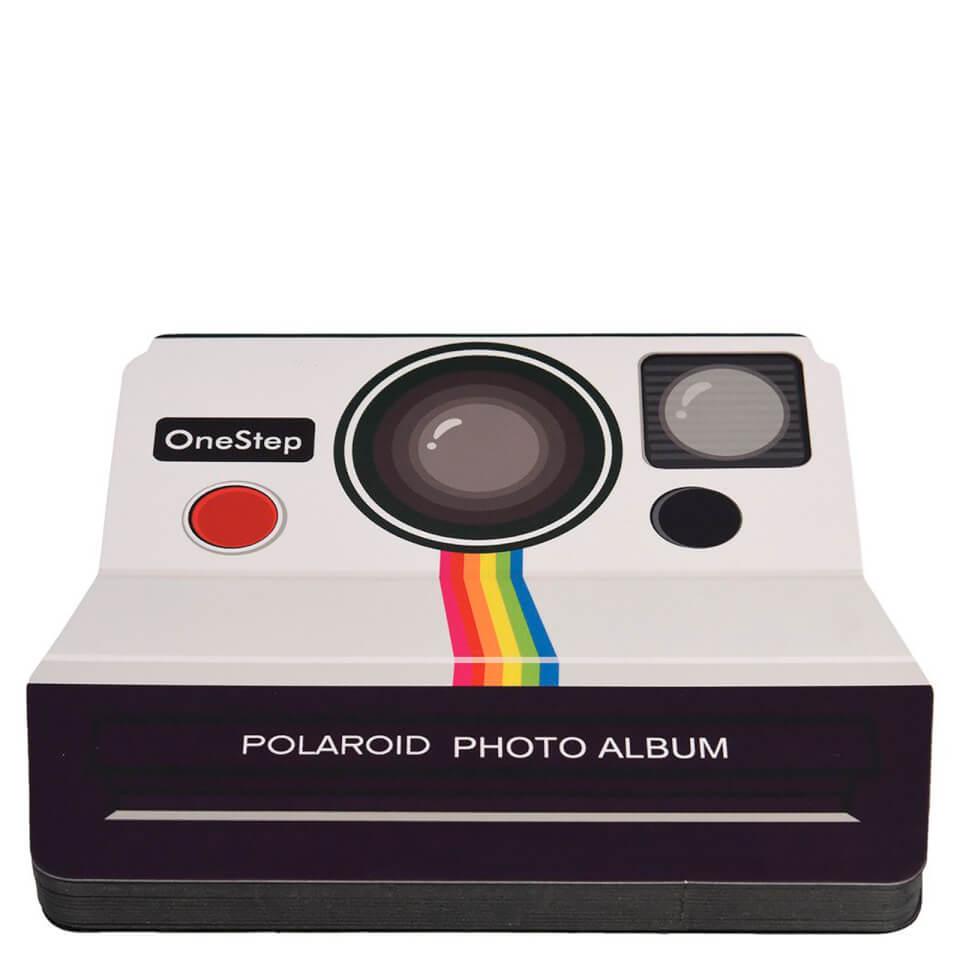 polaroid vintage camera scrapbook photo album electronics. Black Bedroom Furniture Sets. Home Design Ideas