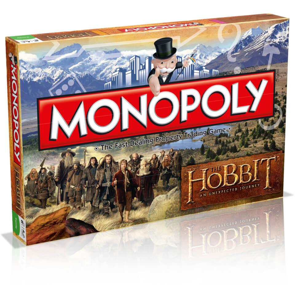 Monopoly - The Hobbit Edition (Exclusive)