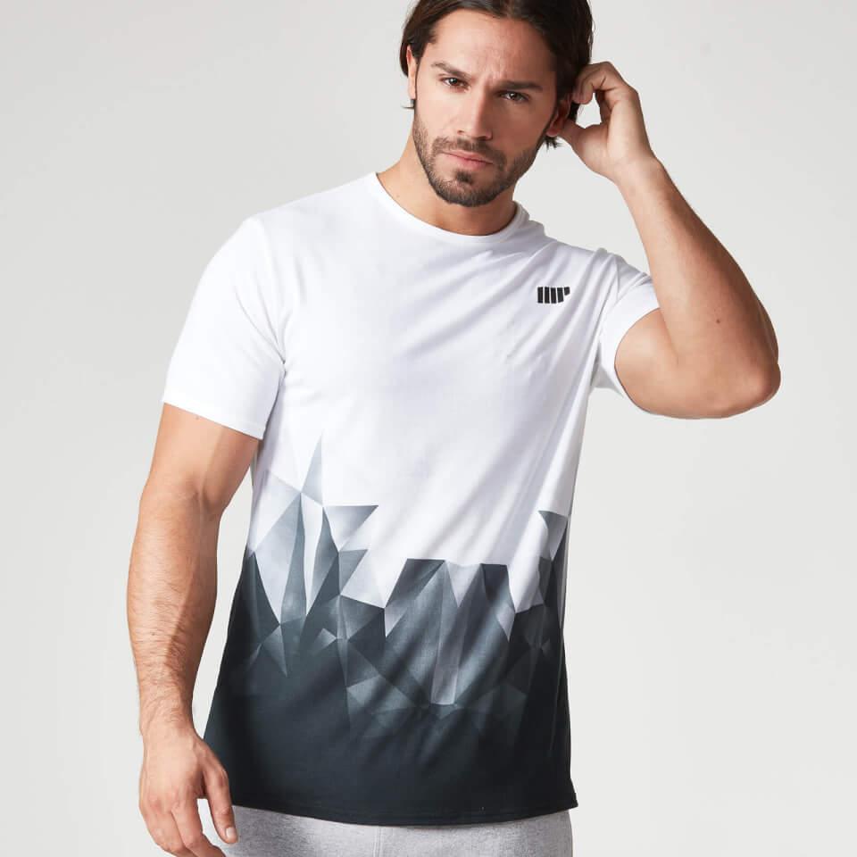 T shirt con stampa digital geo print for Tampa t shirt printing
