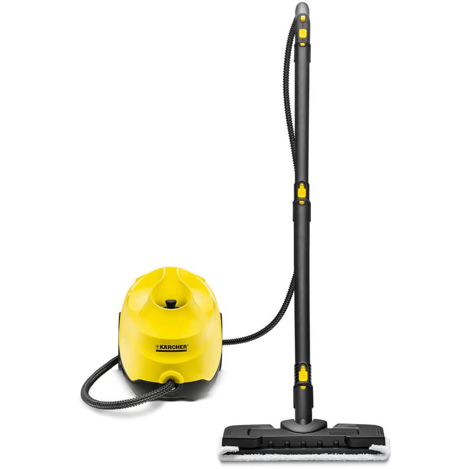 karcher sc3 steam cleaner yellow homeware. Black Bedroom Furniture Sets. Home Design Ideas